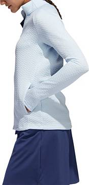adidas Women's Textured Full-Zip Golf Jacket product image