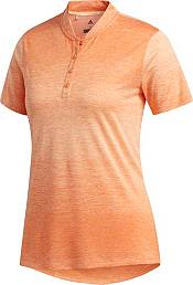adidas Women's Gradient Short Sleeve Golf Polo product image