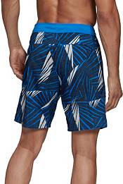 adidas Men's Graphic Tech Swim Shorts product image