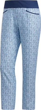 adidas Women's Printed Pull-On Ankle Golf Pants product image