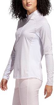 adidas Women's AEROREADY Long Sleeve Golf Pullover product image