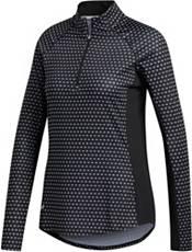 adidas Women's AEROREADY UV Printed Golf Pullover product image