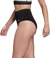 adidas Women's High-Waist Bikini Bottoms product image