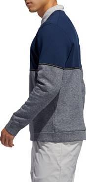 adidas Men's Adicross Fleece Crew Neck Golf Sweatshirt product image