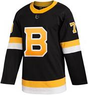 adidas Men's Boston Bruins Charlie McAvoy #73 Authentic Pro Alternate Jersey product image