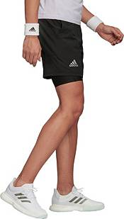 """adidas Men's 2-in-1 9"""" Tennis Shorts product image"""