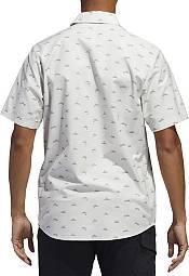 adidas Men's Adicross Stretch Woven Golf Shirt product image