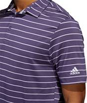 adidas Men's Ultimate365 Pencil Stripe Golf Polo product image