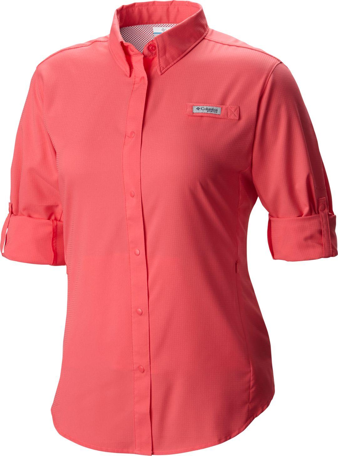 50d1ed602a0 Columbia Women's PFG Tamiami II Long Sleeve Shirt   Field & Stream