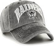'47 Men's Las Vegas Raiders Black Apollo Throwback Adjustable Hat product image