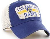 '47 Men's Los Angeles Rams Crawford Legacy Clean Up Adjustable Royal Hat product image