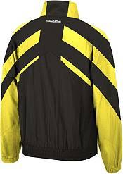 Mitchell & Ness Men's Columbus Crew '96 Retro Victory Black Windbreaker Jacket product image