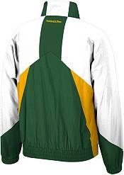 Mitchell & Ness Men's Portland Timbers '96 Retro Victory Green Windbreaker Jacket product image
