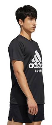 adidas Men's Rugby Logo T-Shirt product image