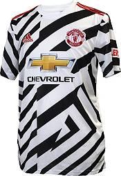 adidas Men's Manchester United '20-'21 Marcus Rashford #10 Third Replica Jersey product image