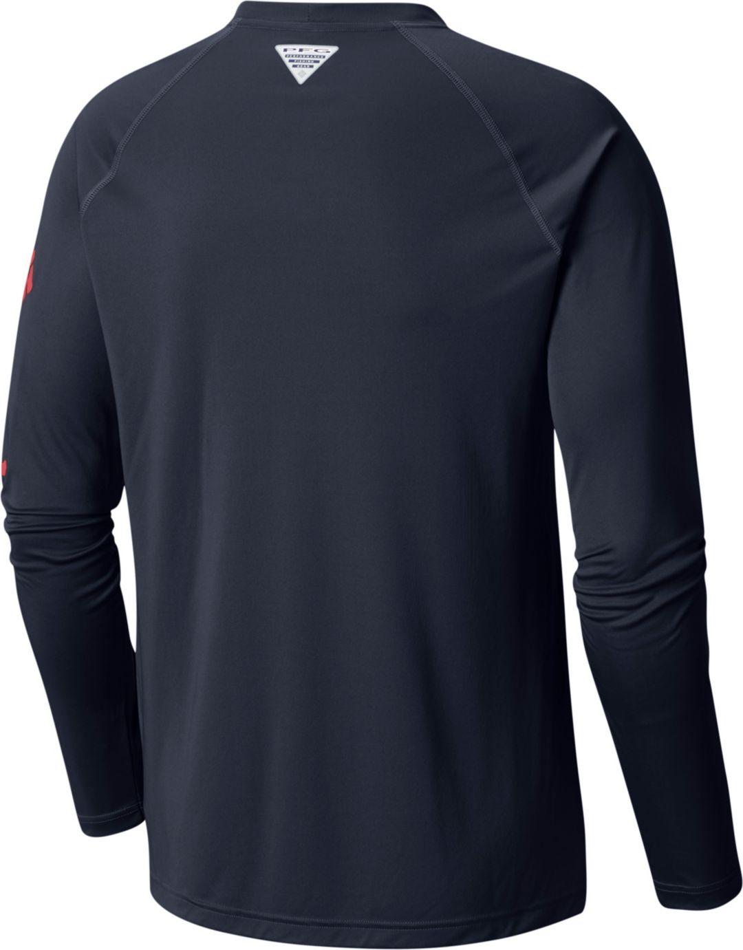 2dba4906 Columbia Men's PFG Terminal Tackle Long Sleeve Shirt. noImageFound.  Previous. 1. 2