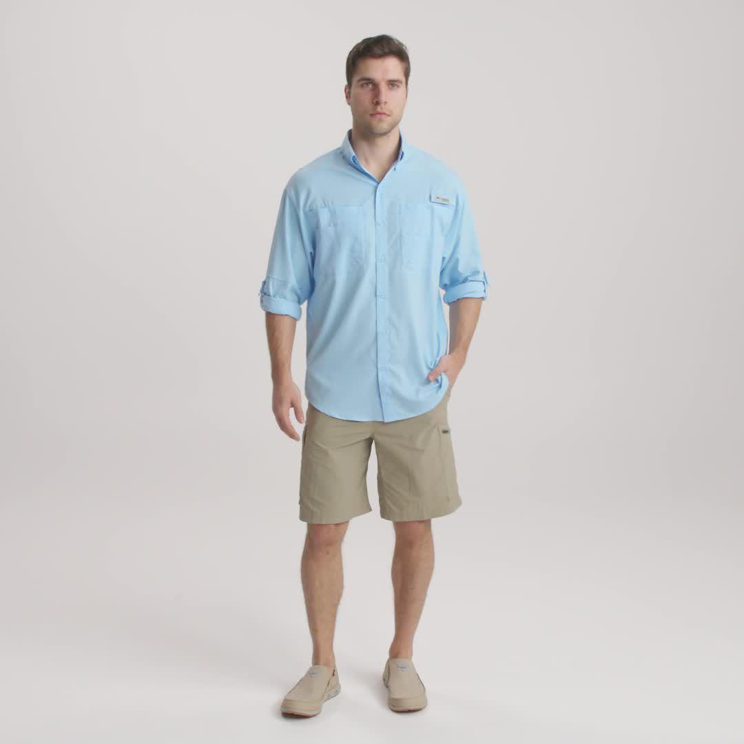 b7afb1d4de7 Columbia Men's PFG Tamiami II Long Sleeve Shirt | DICK'S Sporting Goods