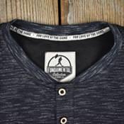 Baseballism Men's Fundamental Collection Long-Sleeve Henley Shirt product image