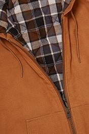 FILA Adult Canvas Hooded Bomber Jacket product image