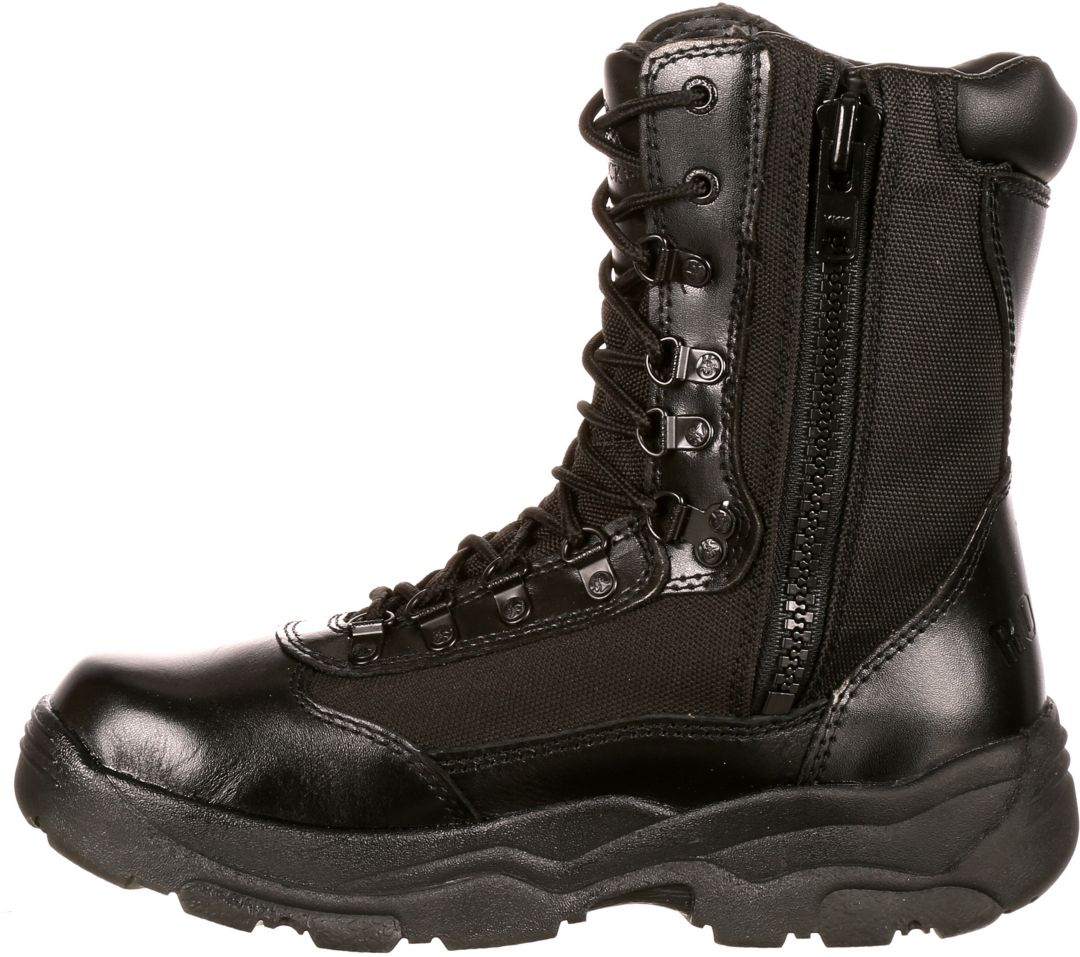 "e39ebd339a3 Rocky Men's Fort Hood 8"" Waterproof Work Boots"