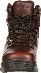 "Rocky Men's MobiLite 6"" Waterproof Steel Toe Work Boots product image"