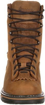 "Rocky Men's IronClad 9"" Waterproof Steel Toe Work Boots product image"