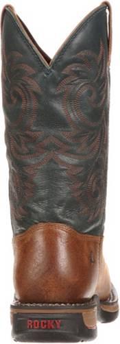 "Rocky Men's Long Range 12"" Waterproof Western Work Boots product image"