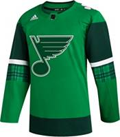 adidas Men's St. Patrick's Day St. Louis Blues Authentic Pro Jersey product image