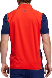 adidas Men's USA Olympic Golf Recycled Polyester Vest product image