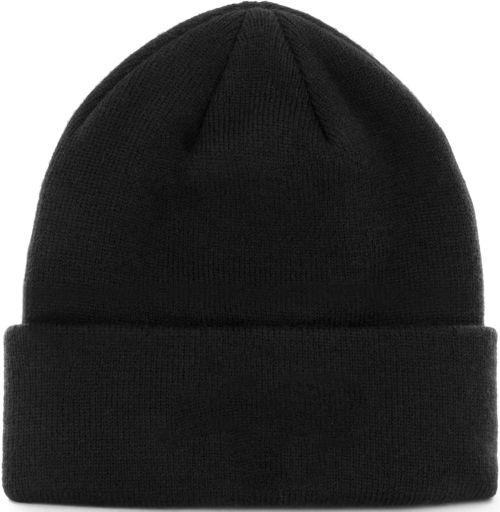 03d14348a  47 Men s Cincinnati Bengals Basic Black Cuffed Knit Beanie. noImageFound.  Previous