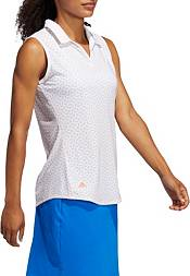 adidas Women's Ultimate 365 Printed Sleeveless Golf Polo product image
