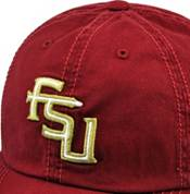Top of the World Men's Florida State Seminoles Garnet Crew Adjustable Hat product image