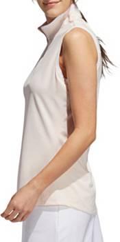 adidas Women's Ultimate365 Spacedye Sleeveless Golf Polo product image
