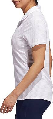 adidas Women's Ultimate365 Spacedye Stripe Golf Polo product image