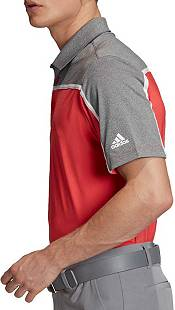 adidas Men's Ultimate365 3-Stripes Polo Golf Shirt product image