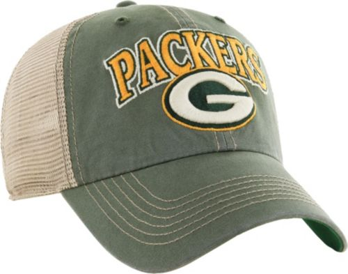02a4d5702f272 47 Men s Green Bay Packers Vintage Tuscaloosa Green Adjustable Hat ...