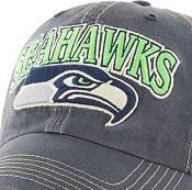 '47 Men's Seattle Seahawks Vintage Tuscaloosa Navy Adjustable Hat product image