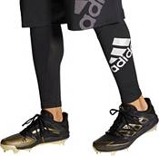 adidas Men's Afterburner 7 Gold Metal Baseball Cleats product image