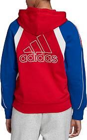 adidas Women's Colorblock Full Zip Hoodie product image
