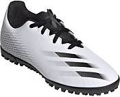 adidas Kids' X Ghosted.4 Turf Soccer Cleats product image