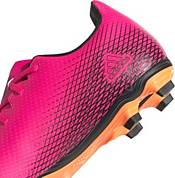 adidas X Ghosted.4 FXG Soccer Cleats product image