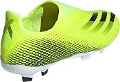 adidas Kids' X Ghosted.3 Laceless FG Soccer Cleats product image