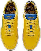 Reebok Kids' Grade School Club C 85 Minions Shoes product image