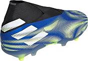 adidas Kids' Nemeziz + FG Laceless Soccer Cleats product image