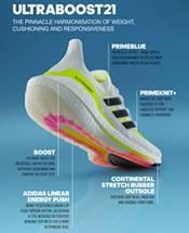 adidas Kids' Grade School Ultraboost 21 Running Shoes product image