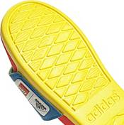adidas Youth Adilette Comfort Lego Slide Sandals product image