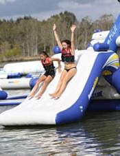 Aquaglide Freefall 6 3-Person Inflatable Water Slide product image