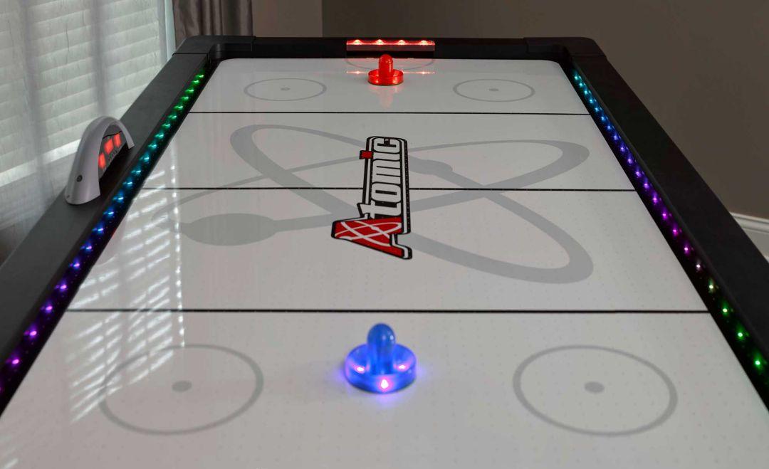 Atomic Top Shelf 7 5 Air Hockey Table