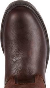 Georgia Boot Men's Homeland Wellington 10'' Waterproof Work Boots product image
