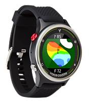 Voice Caddie G1 GPS Golf Watch with Green Undulation and Slope product image